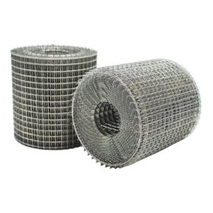 1-4 inch galvanised ratmesh 6m x 100mm soffit roll 2 pack image